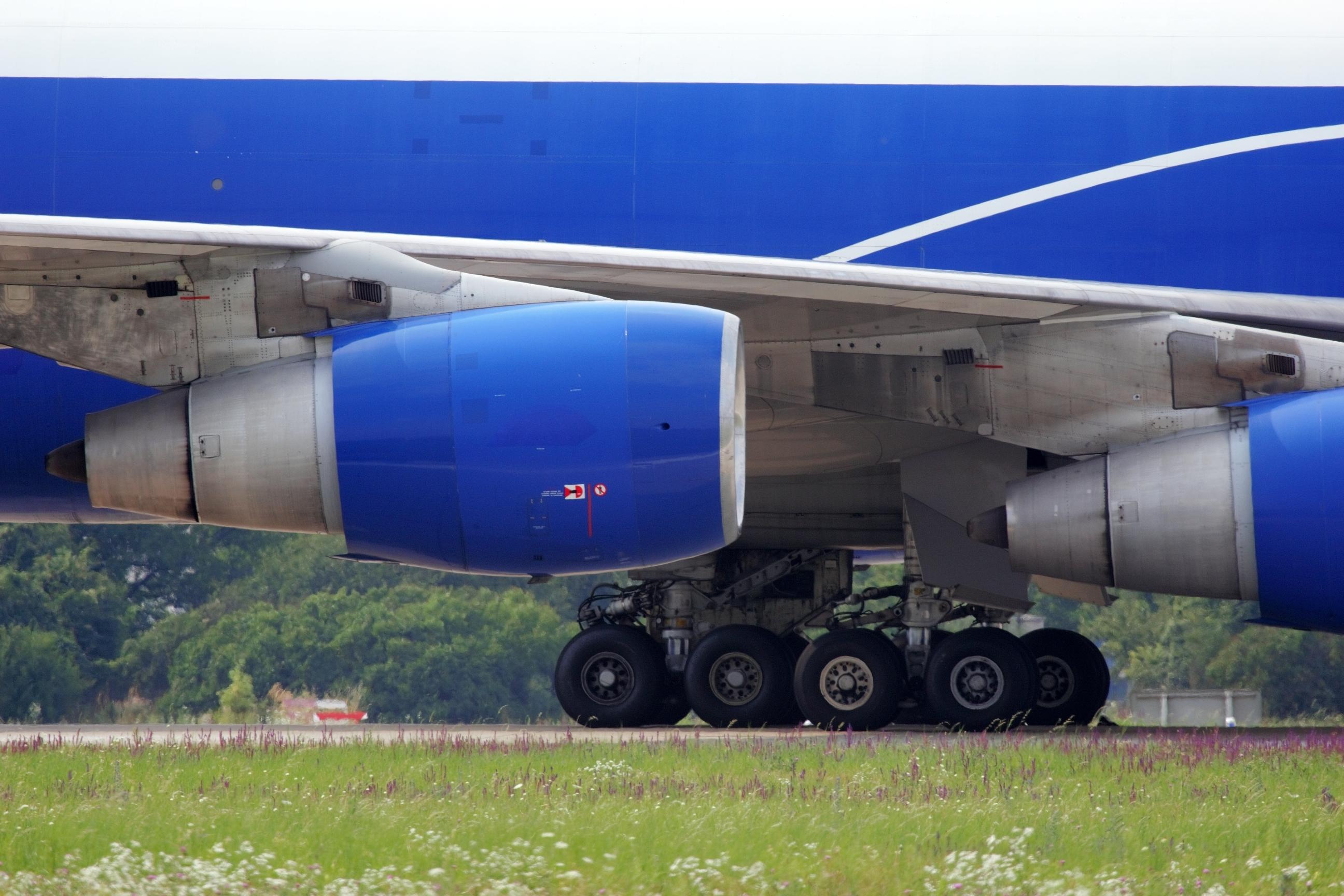 4L-MRK Kam Air Boeing 747-281F(SCD)
