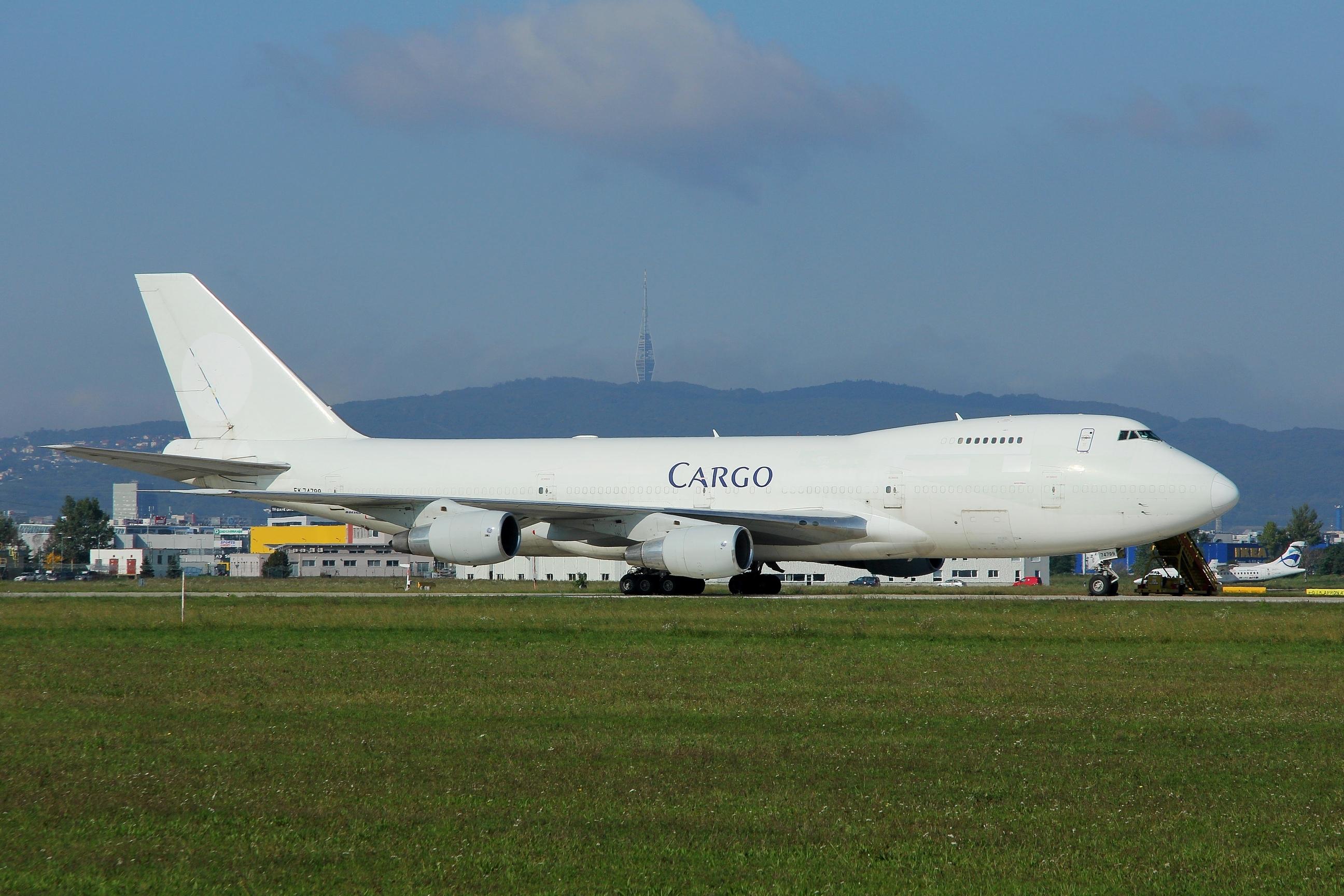 Veteran Avia Boeing 747-281B/F(SCD); reg. EK-74799; cn: 24399